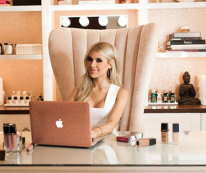 Clean Makeup Founder Annie Lawless
